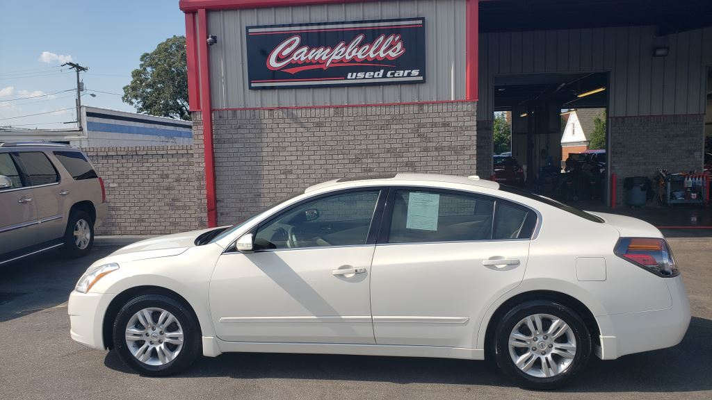 Campbell'S Used Cars >> Campbell S Used Cars Inc 2010 Nissan Altima Lumberton Nc