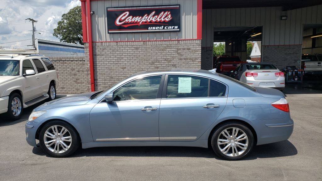 Campbell'S Used Cars >> Campbell S Used Cars Inc 2010 Hyundai Genesis Pictures