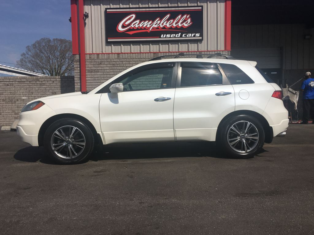 Campbell'S Used Cars >> Campbell S Used Cars Inc 2008 Acura Rdx Pictures
