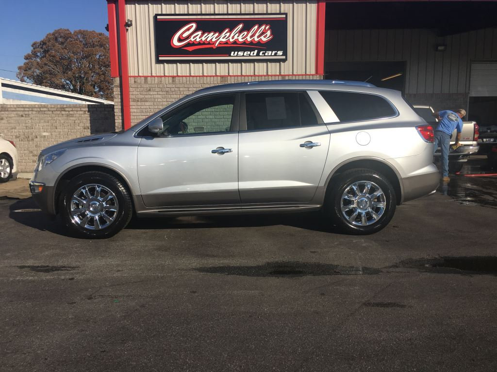 Campbells Used Cars >> Campbell S Used Cars Inc 2011 Buick Enclave Pictures
