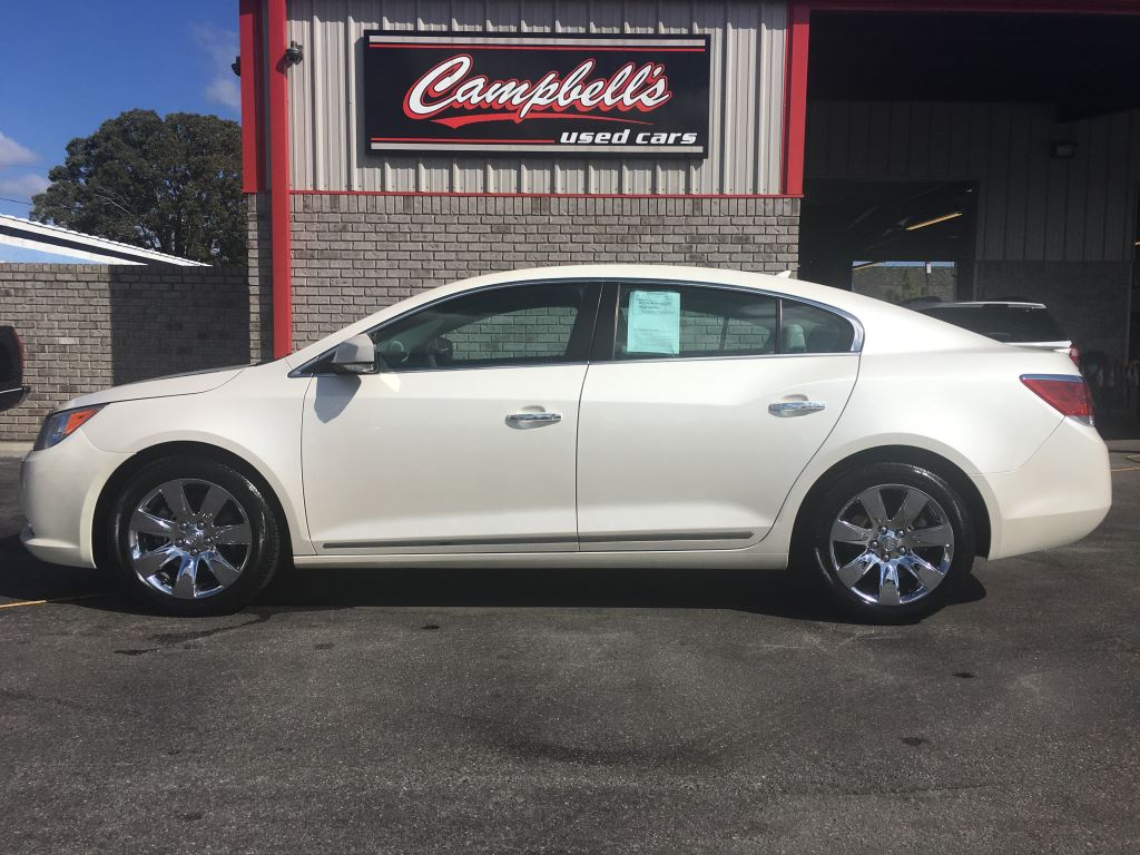 buick ten sale used for in are pricing that cxl things lacrosse happen you when